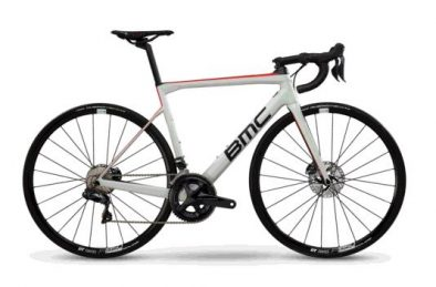 New road bike BMC teammachine one disc