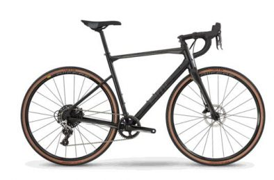 New gravel bike BMC roadmachine X