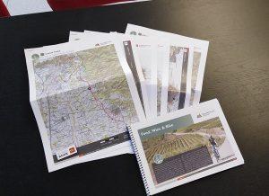 Roadbook i mapes