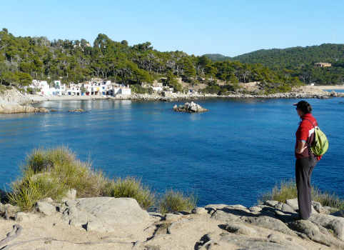 Walking in Costa Brava