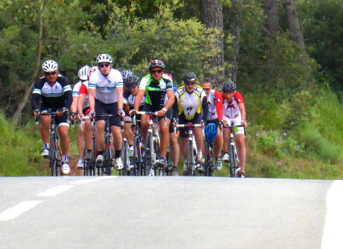Road bike tours in Girona