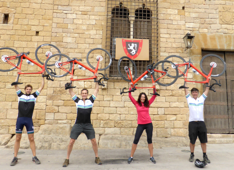 Road bike tours