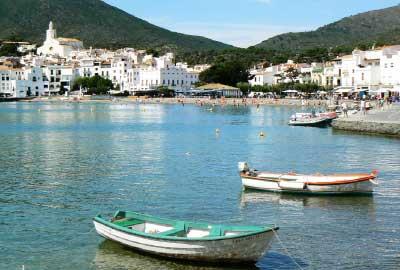 Walking tour starting in Cadaqués