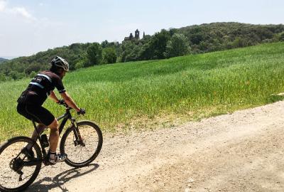 Mountain biking in Catalonia