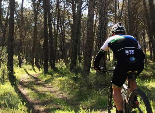 Mountain bike rides in Catalonia