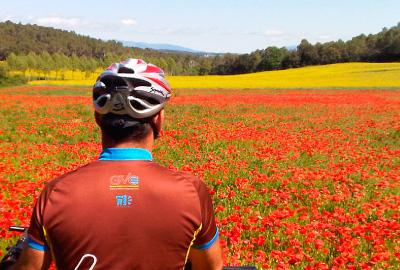 Mountain bike tour in the Costa Brava