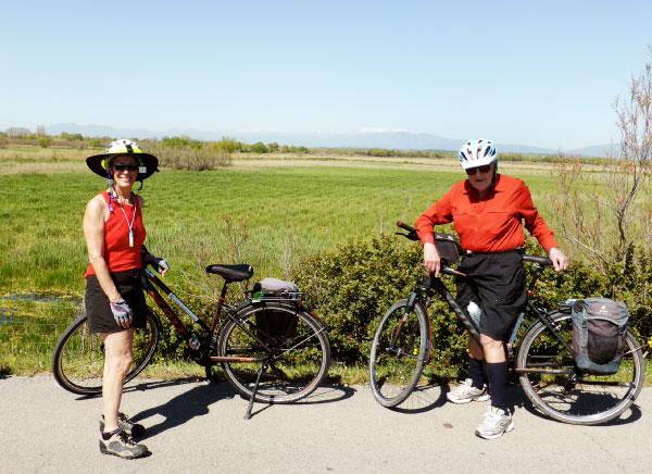 Cycling tour in Costa Brava