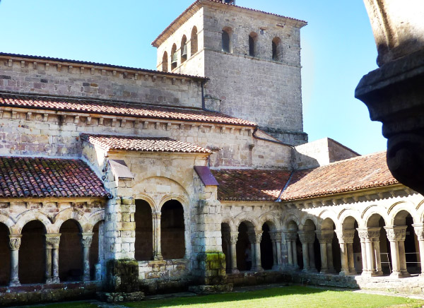Architectural monuments of Cantabria