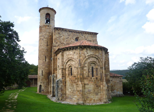 Cycling in Spain from Cantabria untill La Rioja