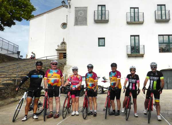 Road bike day trip in Girona