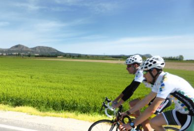 Road biking in Costa Brava